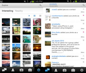 Flickr-Android-app-update