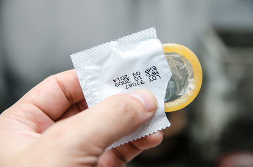HIV-Killing Condoms