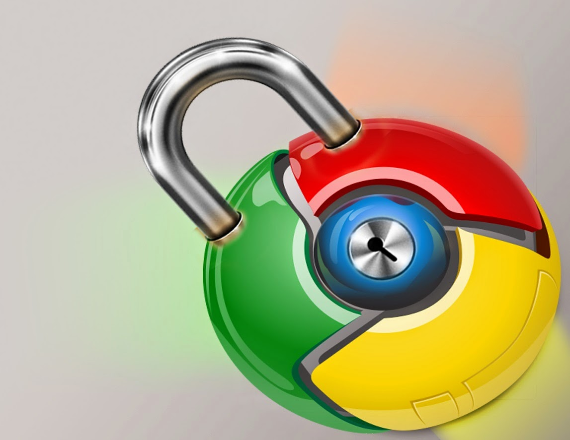 Lock-Google-Chrome
