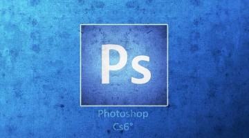 Photoshop CS6 Logo 3D Wallpaper
