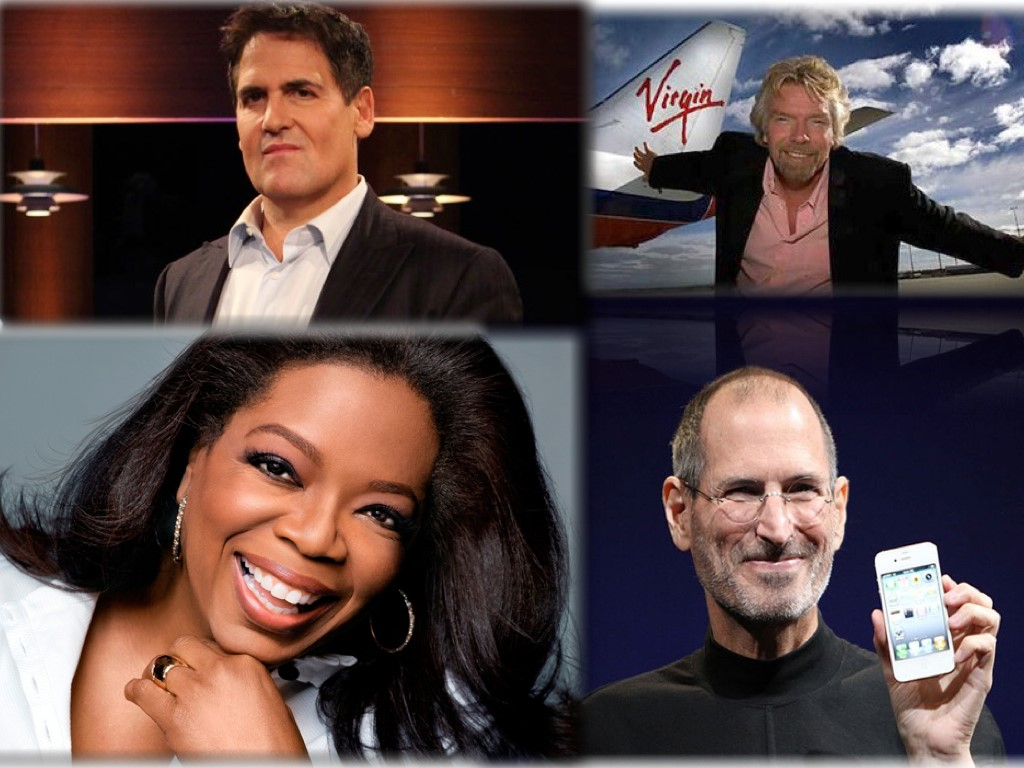highly successful people