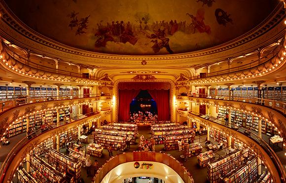 Inspiring Bookstores Around the World-1