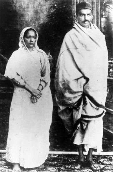 Mr And Mrs Gandhi