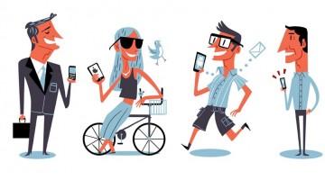 mobile -OS-user