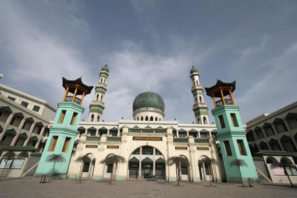 Great-Mosque-of-Xining