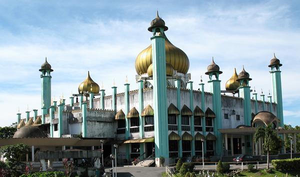Masjid_Bahagian_Kuching_Malaysia