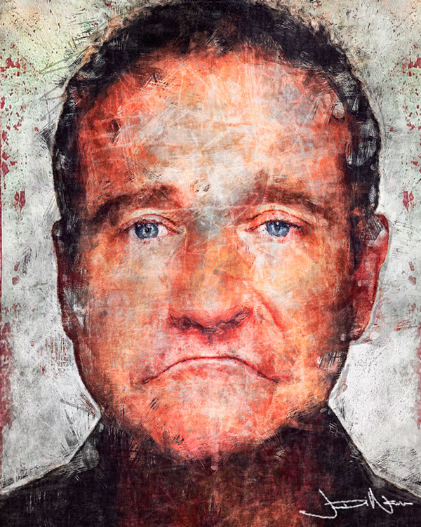 Pay Tribute to Robin Williams-3