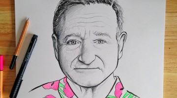 Pay Tribute to Robin Williams