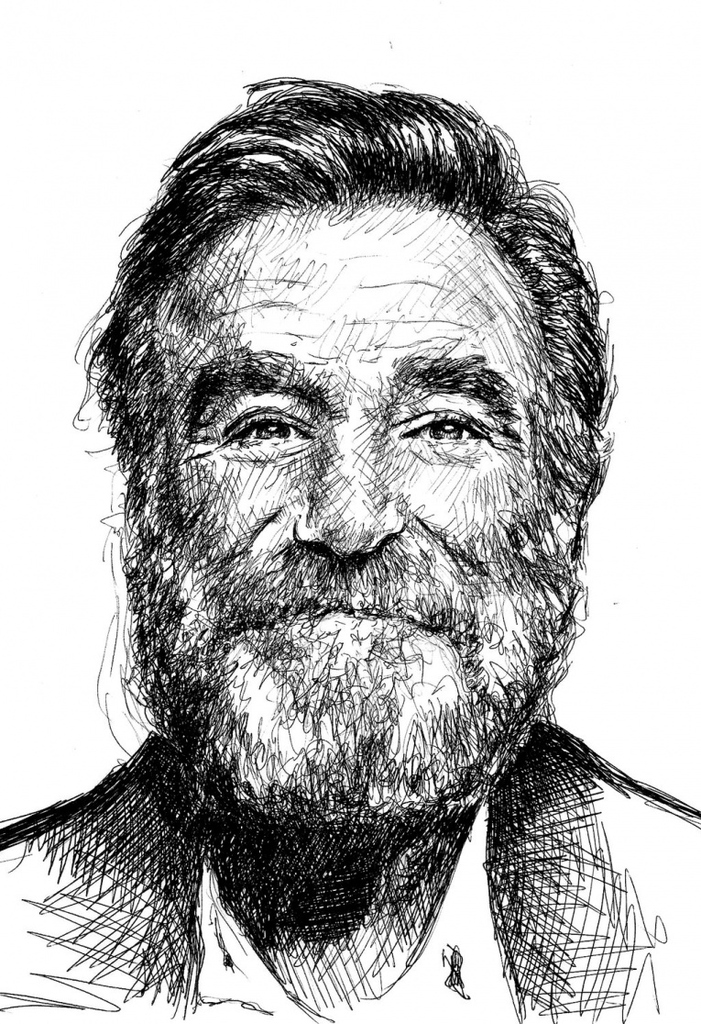 Pay Tribute to Robin Williams-5