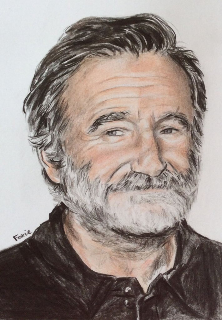Pay Tribute to Robin Williams-6