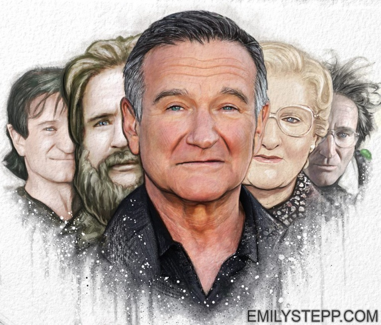 Pay Tribute to Robin Williams-7
