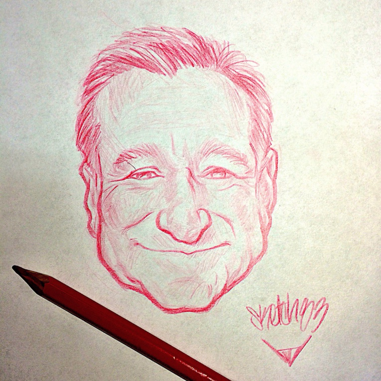 Pay Tribute to Robin Williams-8