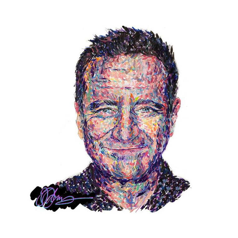 Pay Tribute to Robin Williams-9