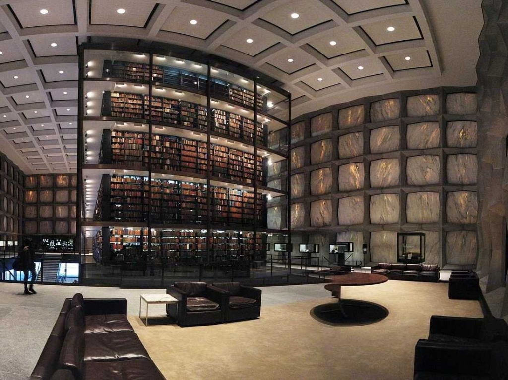 Beinecke Rare Book and Manuscript Library, USA