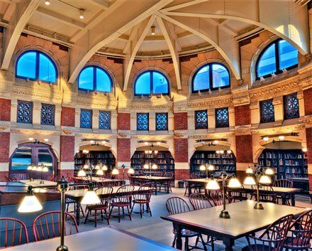 Fisher Fine Arts Library, USA