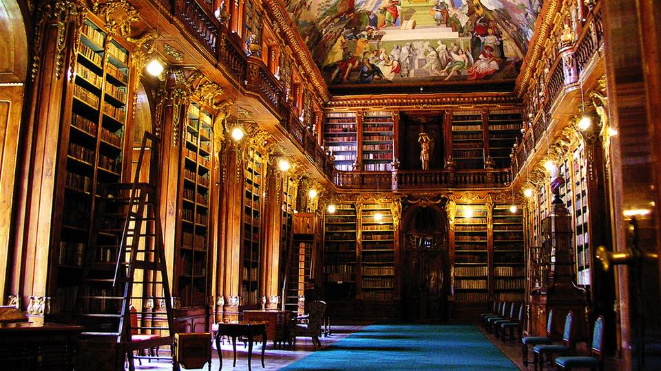 Impressive Libraries Around The World