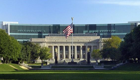 Indianapolis Public Library, USA