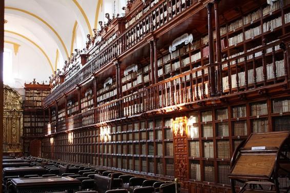 Palafoxiana Library, Mexico