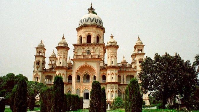 Raza Library, India