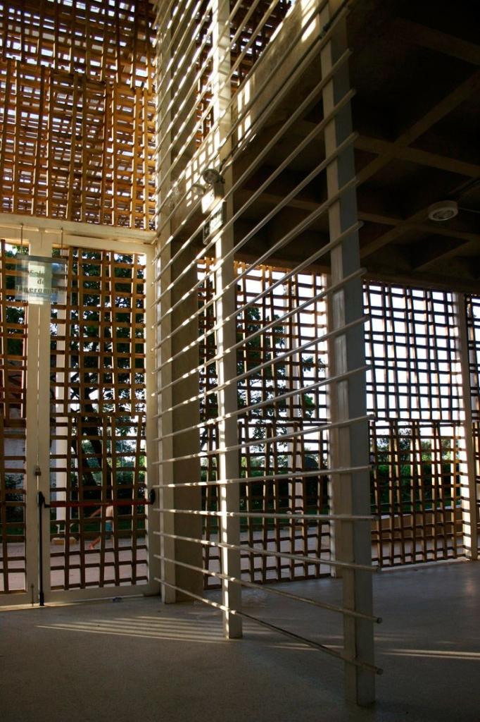 Villanueva Public Library, Columbia-1
