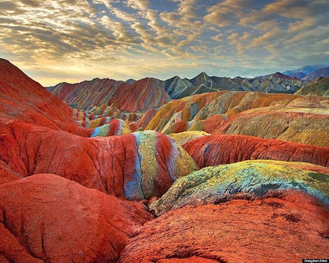 Zhangye Danxia Landform Geological Park-7