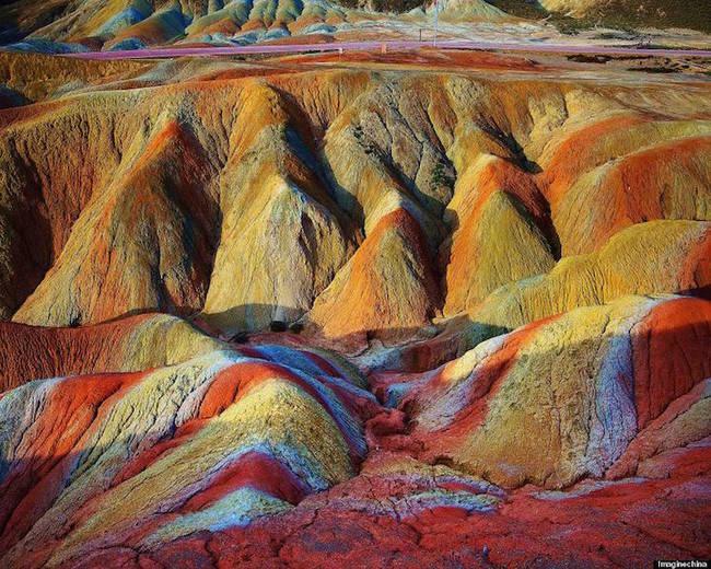 Zhangye Danxia Landform Geological Park-8