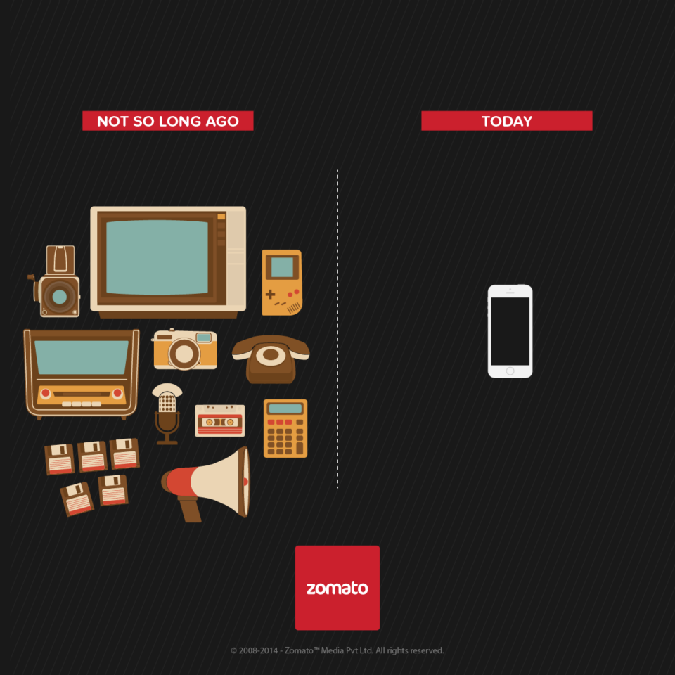Zomato's-fantastic-creative-team-showcase-differences-between-tech-'not so long ago'-and-'today'