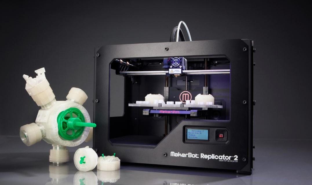 desktop-3D-printer