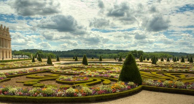 Garden of Versailles, France