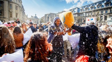 International-Pillow-Fight-Day-In-Bucharest-Romania