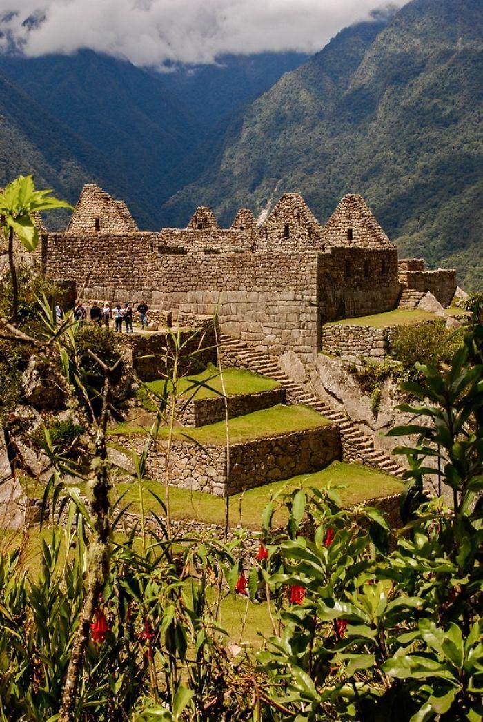 Machu Picchu,Peru