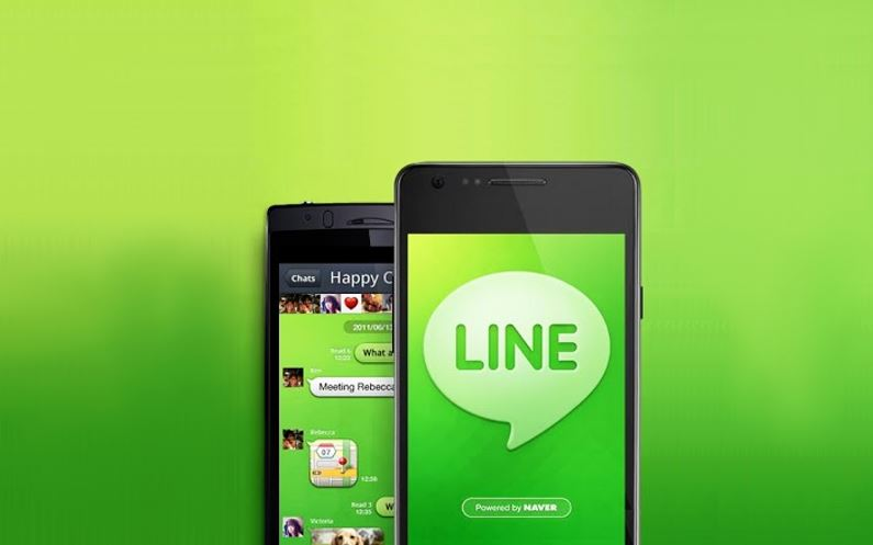 Unblock-Contact-in-Line-Messenger-on-Android