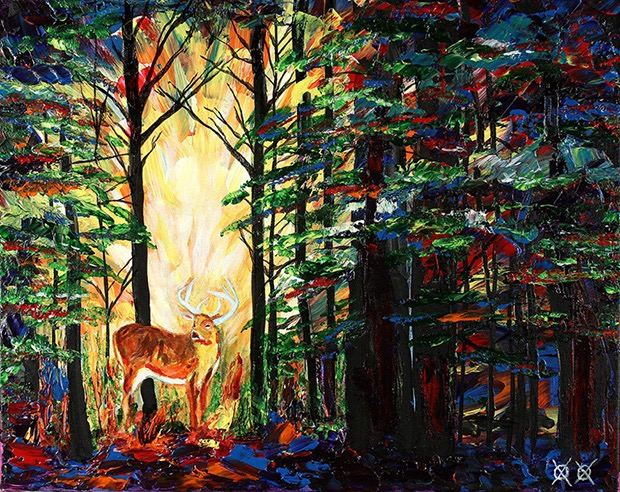 bramblitt-blind-artist-Creates-Beautiful-Paintings-9