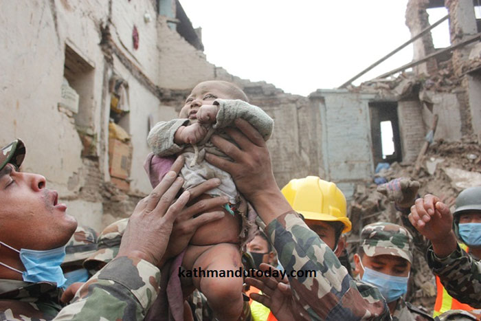 four-month-Sonit-Awal-rescued-earthquake-kathmandu-nepal