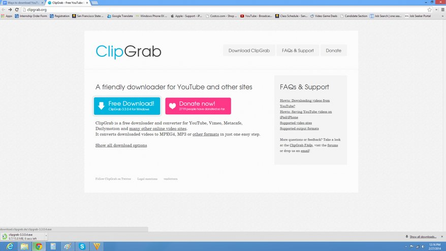 how-to-download-youtube-videos-Clip-Grab-1