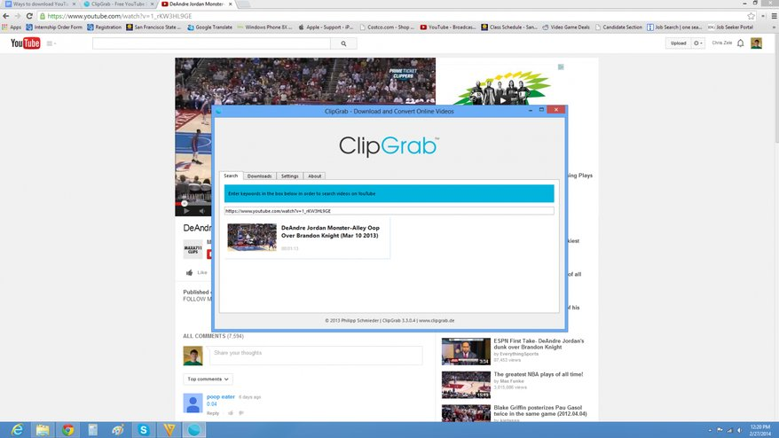 how-to-download-youtube-videos-Clip-Grab-4