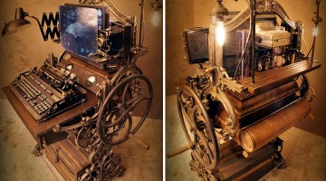 Fully-Functional-Steampunk-Computer