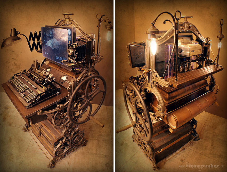 Fully-Functional-Steampunk-Computer-2