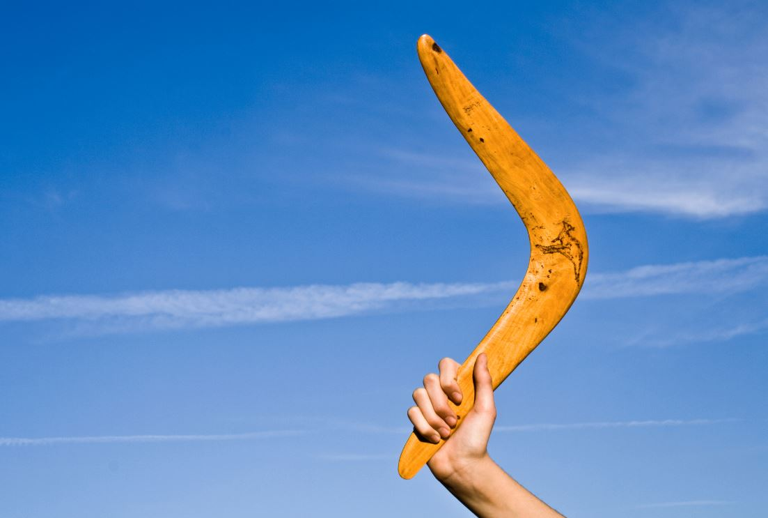 Boomerang-Lost-key-to-success