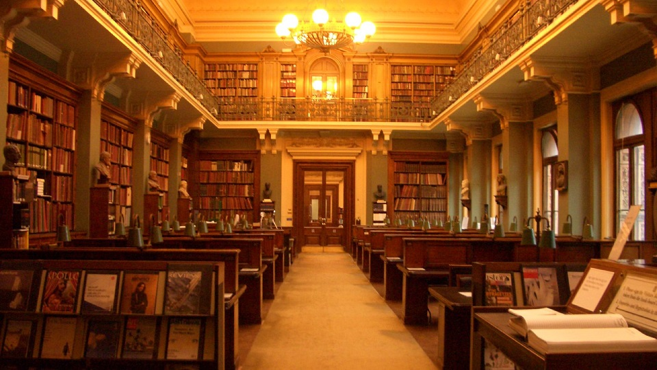 National-Art-Library-London