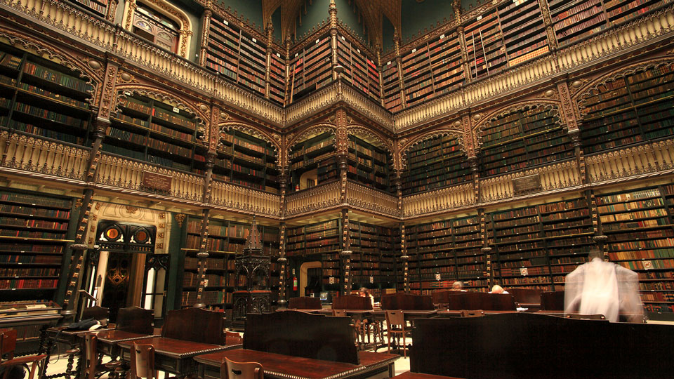 The-Royal-Portuguese-Reading-Room-Brazil