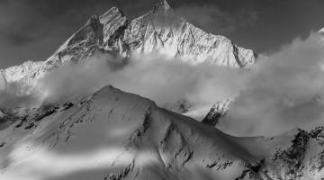 پیشواز سرما: تصاویر فوق العاده زیبا از کوههای آلپ سوئیس در زمستان