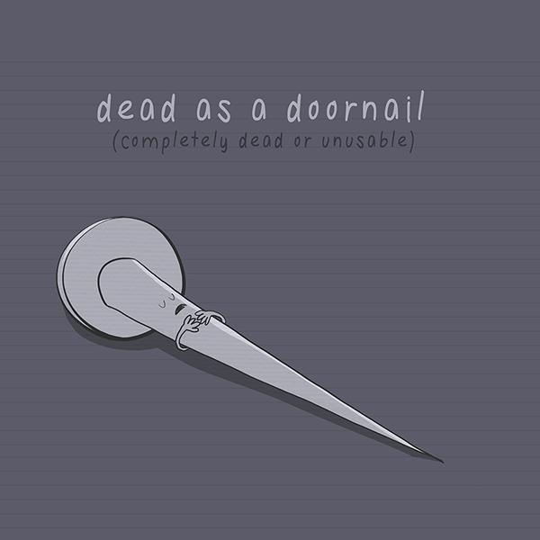 dead-as-a-doornail