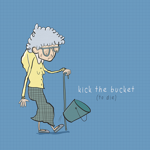 kick-the-bucket