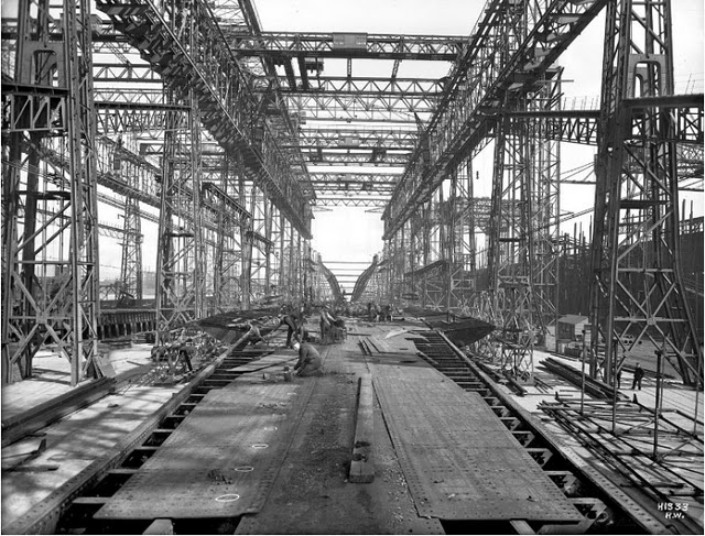 Fantastic-Rare-Pictures-Showing-Construction-Of-The-Titanic-2