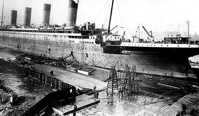 Fantastic-Rare-Pictures-Showing-Construction-Of-The-Titanic-24