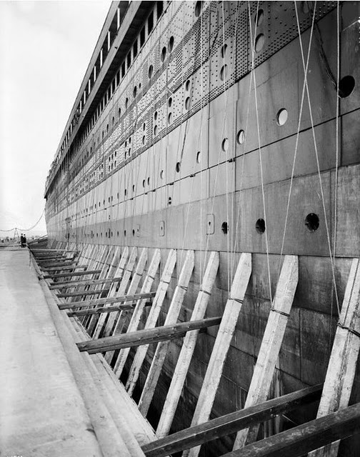 Fantastic-Rare-Pictures-Showing-Construction-Of-The-Titanic-25