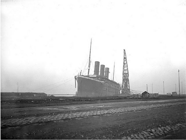 Fantastic-Rare-Pictures-Showing-Construction-Of-The-Titanic-28