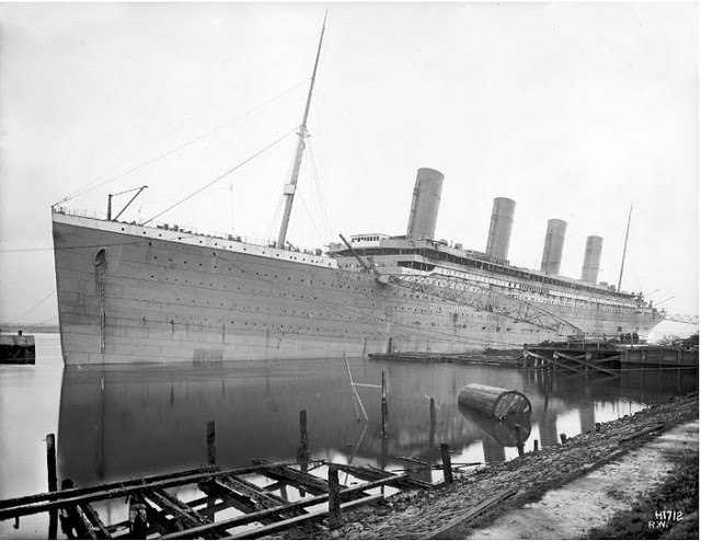 Fantastic-Rare-Pictures-Showing-Construction-Of-The-Titanic-29