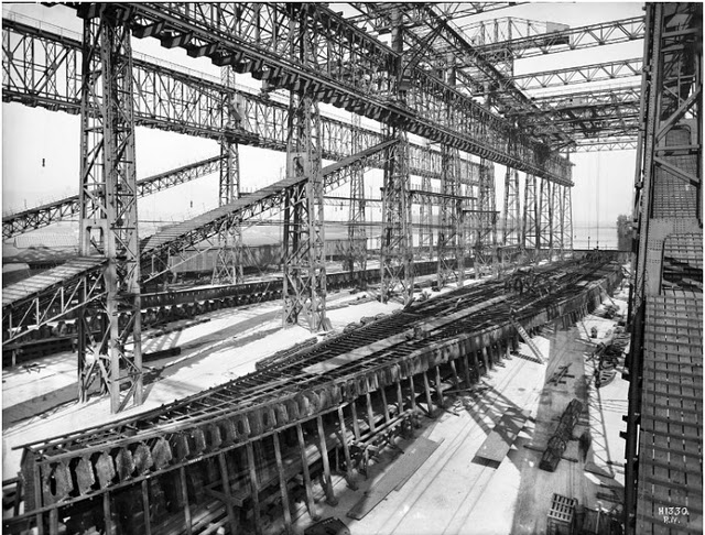 Fantastic-Rare-Pictures-Showing-Construction-Of-The-Titanic-3